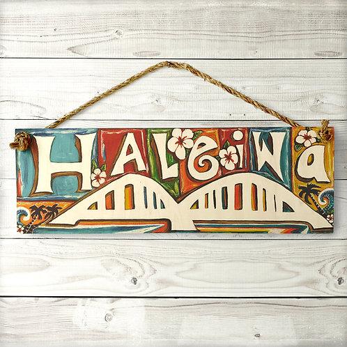Haleiwa Large Sign