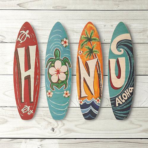Honu Surfboard Set
