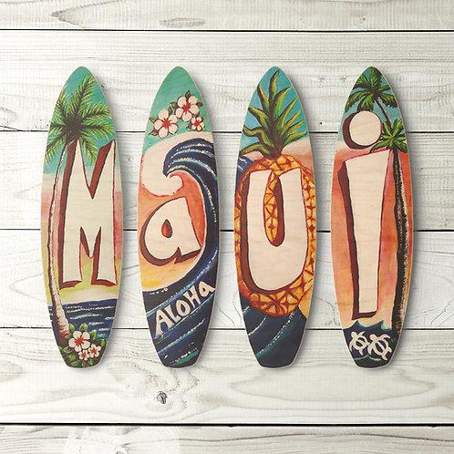 Maui Surfboard Set