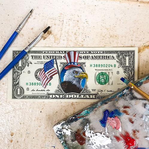 Original Eagle Patriot Dollar