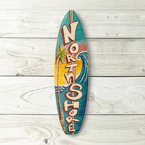 North Shore Surfboard