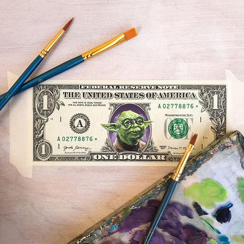 Original Yoda Dollar
