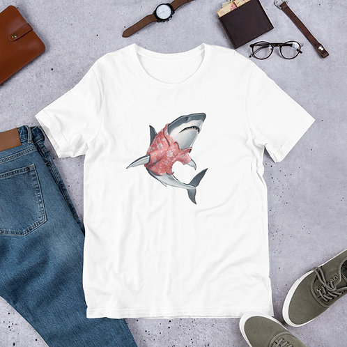 Hawaiian Shark T-shirt