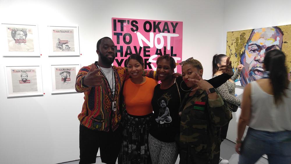Miami Art Week Ronald Draper