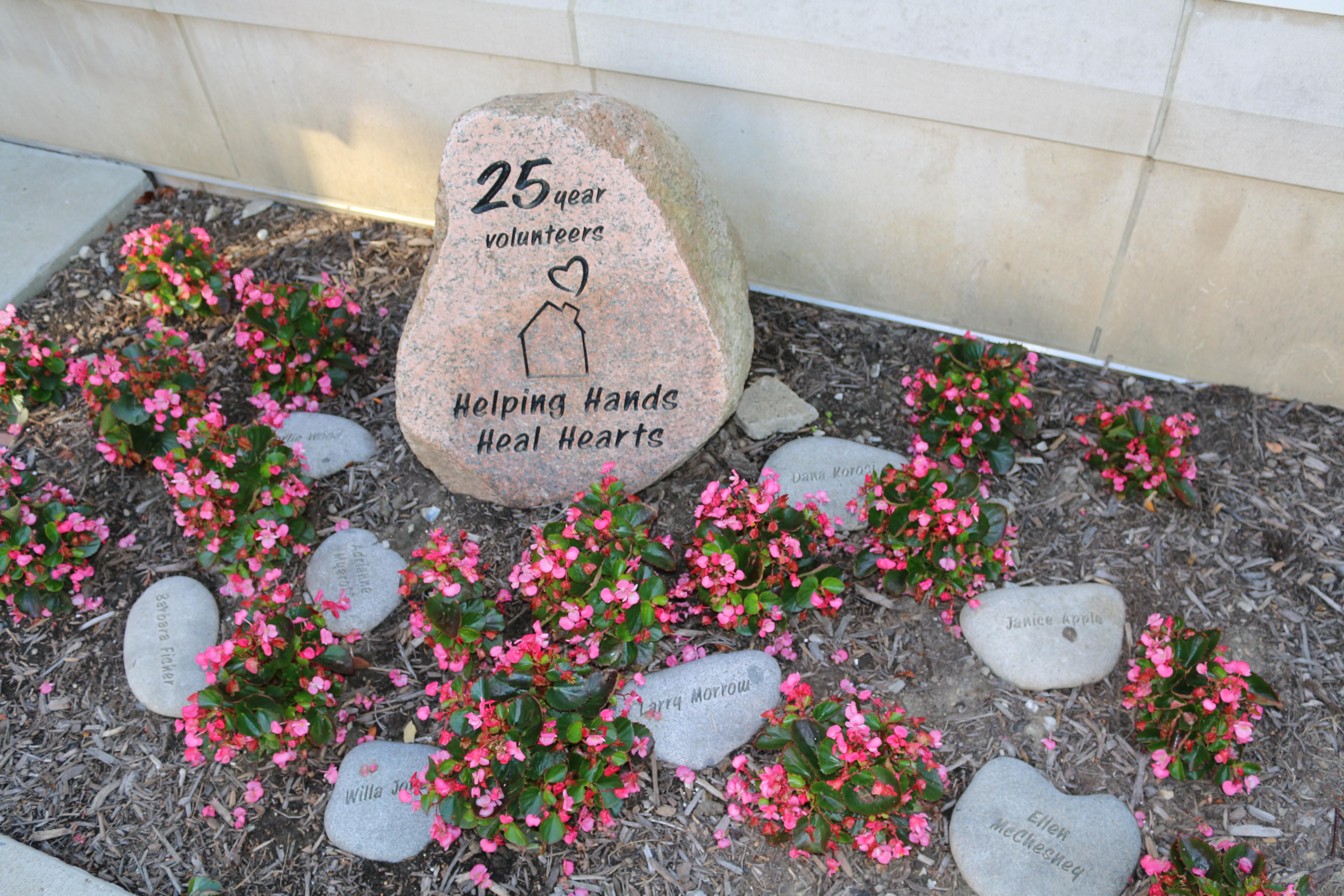 25 Year Volunteer Garden