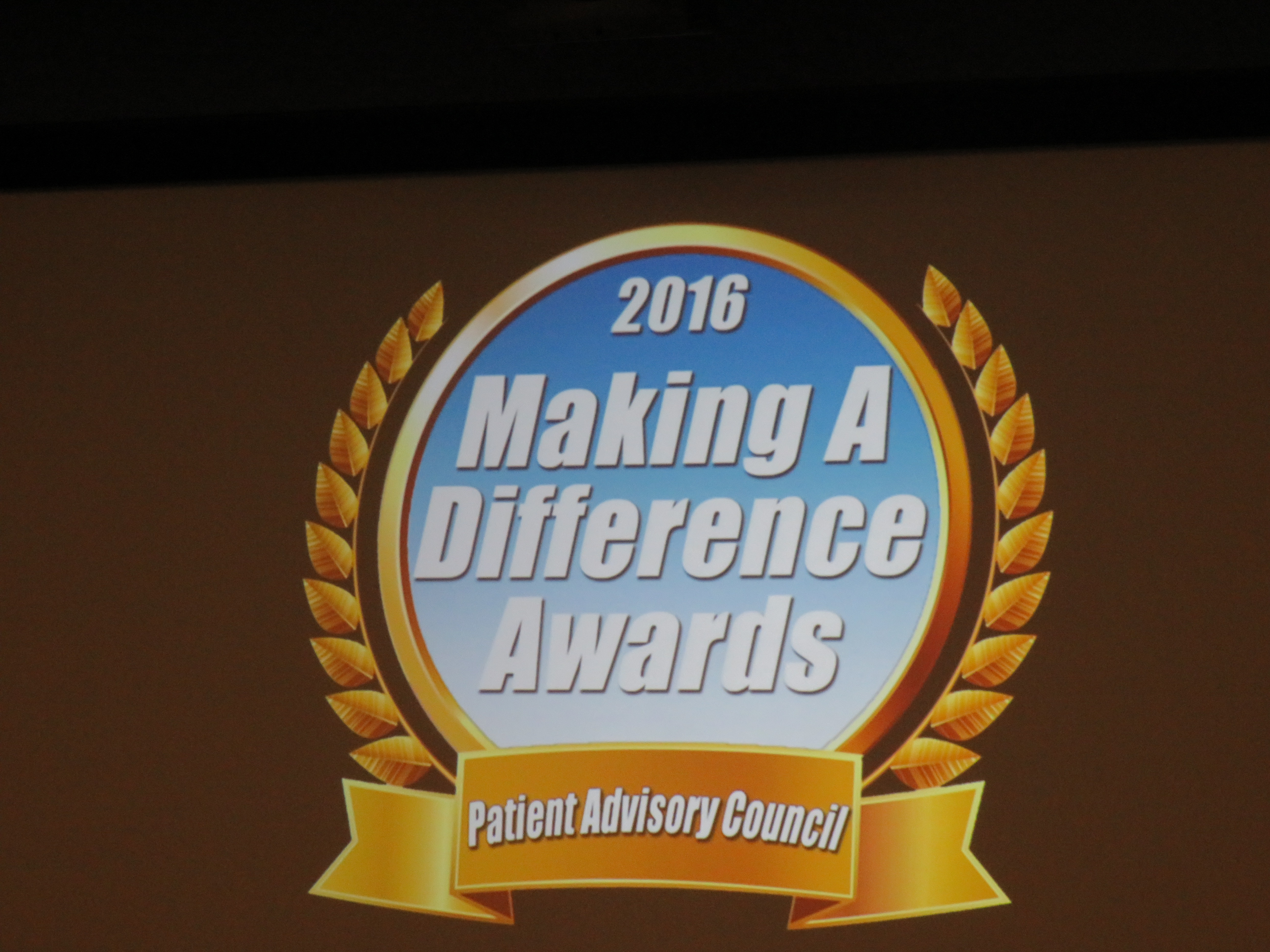 2016 Making a Difference Awards
