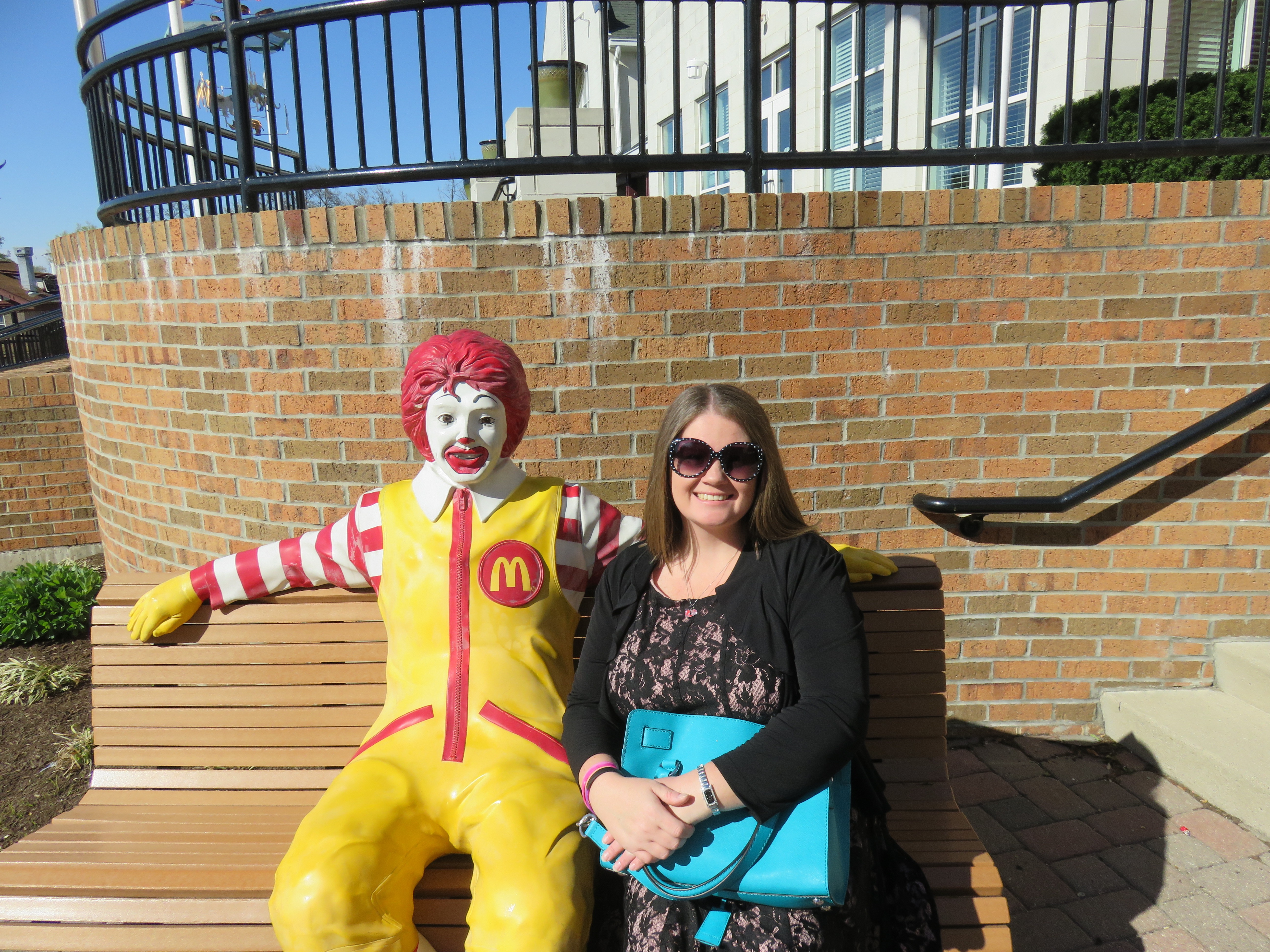 Mindy and Ronald