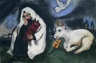 Одиночество. Марк Шагал.jpg