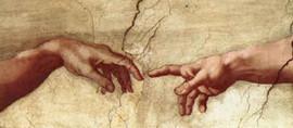 сотворение Адама, Микеланджело.jpg