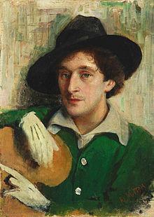 Юдель Пэн. Портрет Марка Шагала.jpg