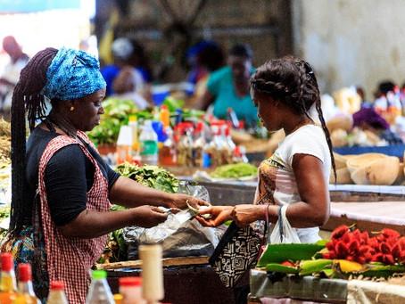 Aftellen voor reis naar Suriname