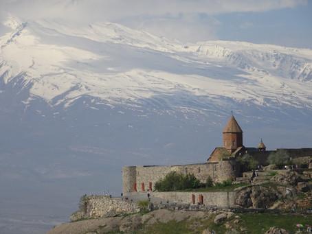 Kort verslag Armenië en Georgië