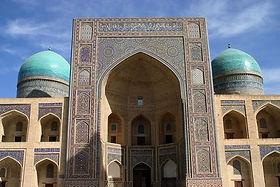 Oezbekistan, architectuur
