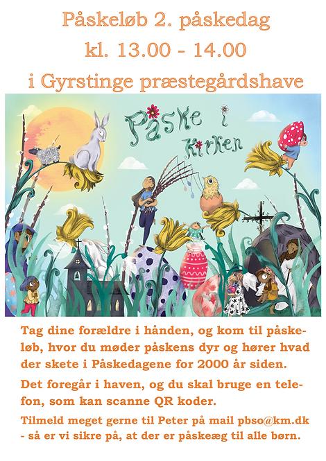Påskeløb plakat Gyrstinge.png