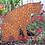 Thumbnail: Licking Cat Rusty Garden Art