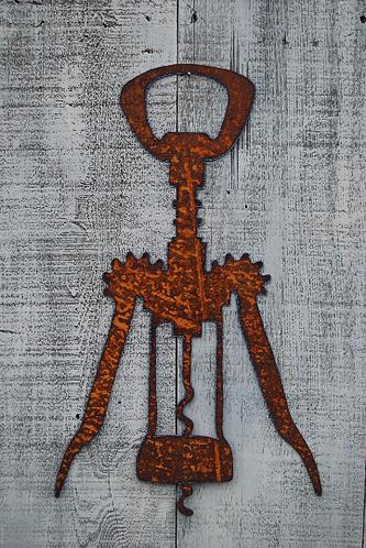 Corkscrew Wall Hanging