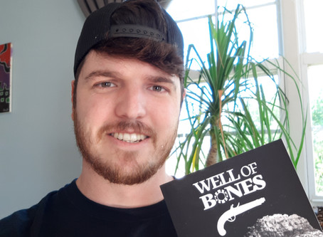 Kings of the Wyld by Nicholas Eames Review and My Current Stream of Influences