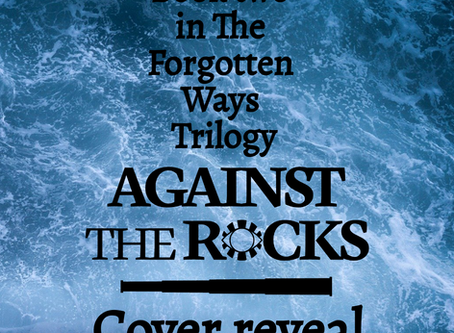 Against the Rocks Cover Reveal