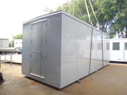 eletrocentro industrial container