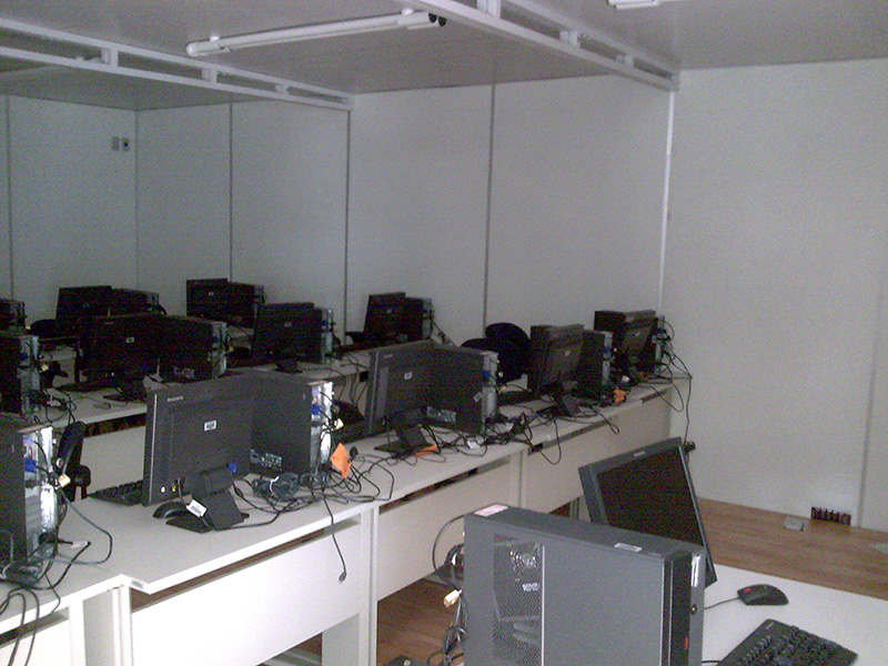 Container Triplo - Call Center