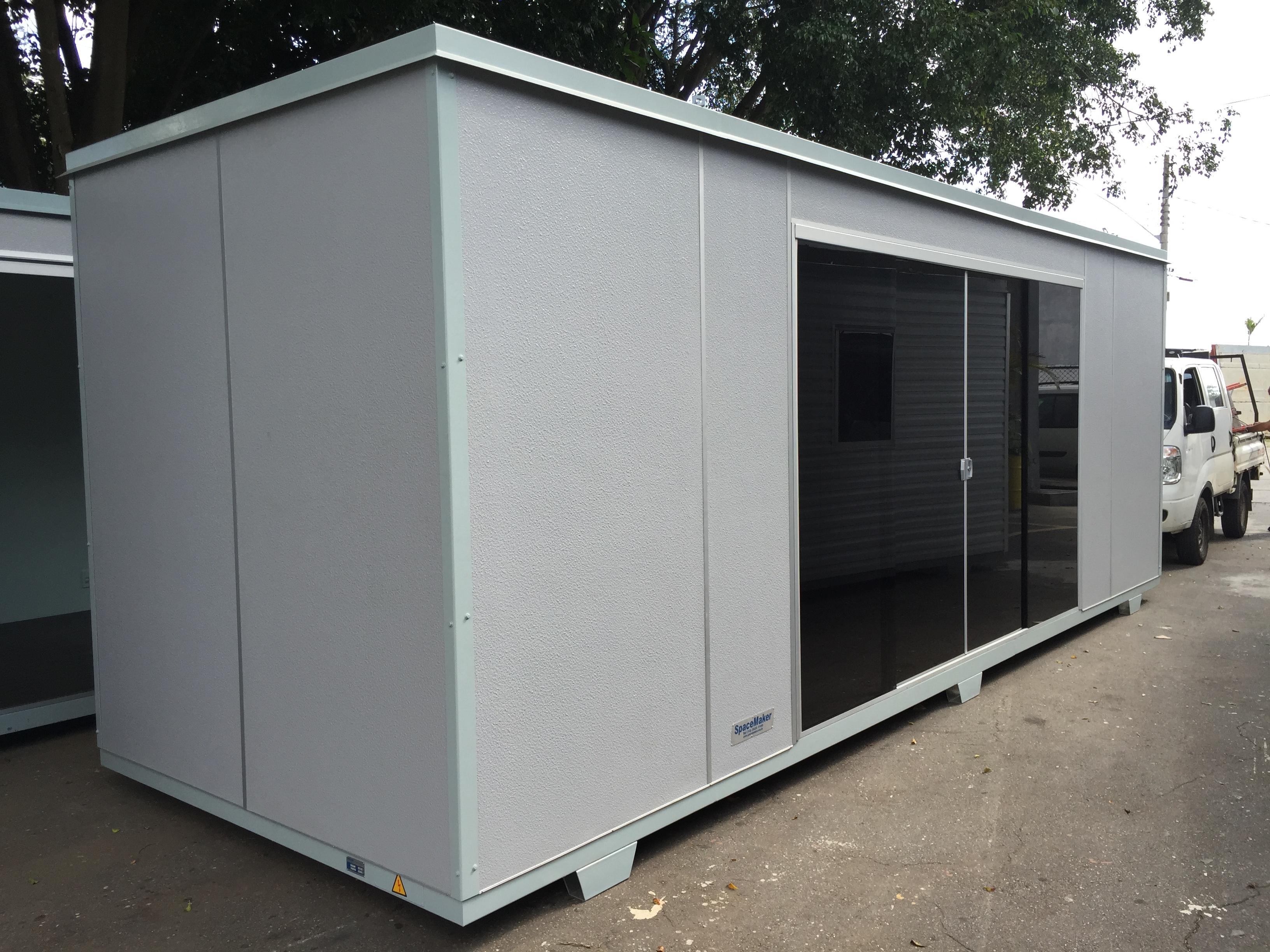 Container Stand de Vendas SpaceMaker