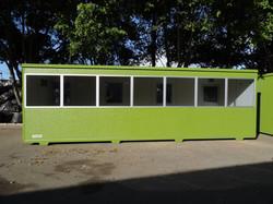 container observação venda
