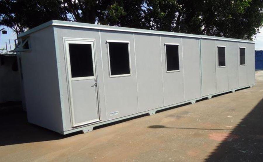 Container 40 Pés SpaceMaker