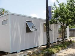 container stand venda locação