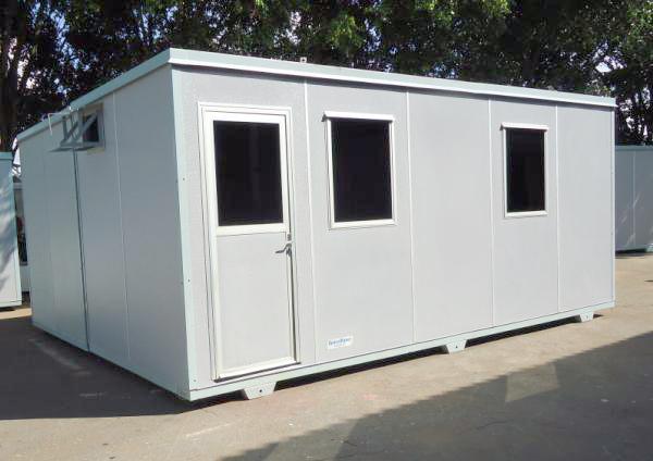 container escritório duplo