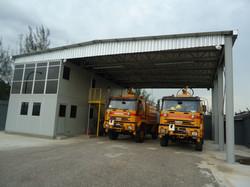 construção modular container