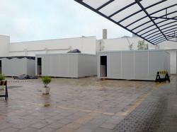 Container Triplo - Salas Treinamento