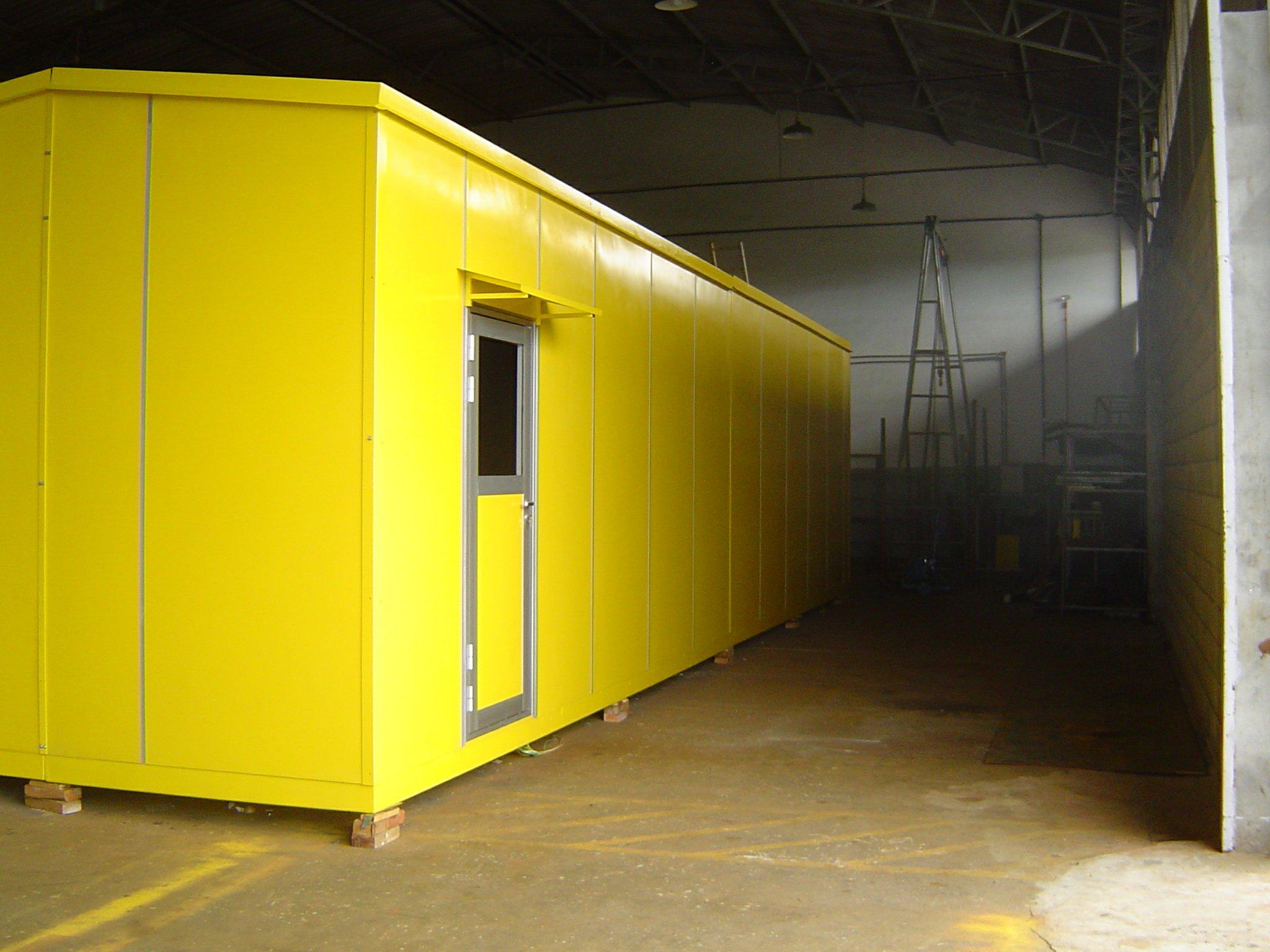eletrocentro container