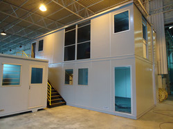 container modular industrial office