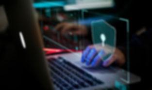 אתר בוויקס לחברת אבטחת מידע