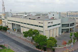 Shahar house – logistic and light industrial building, Rosh Hayin