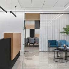 עיצוב משרדי קבלן