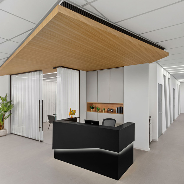 עיצוב משרדי סטארטאפ