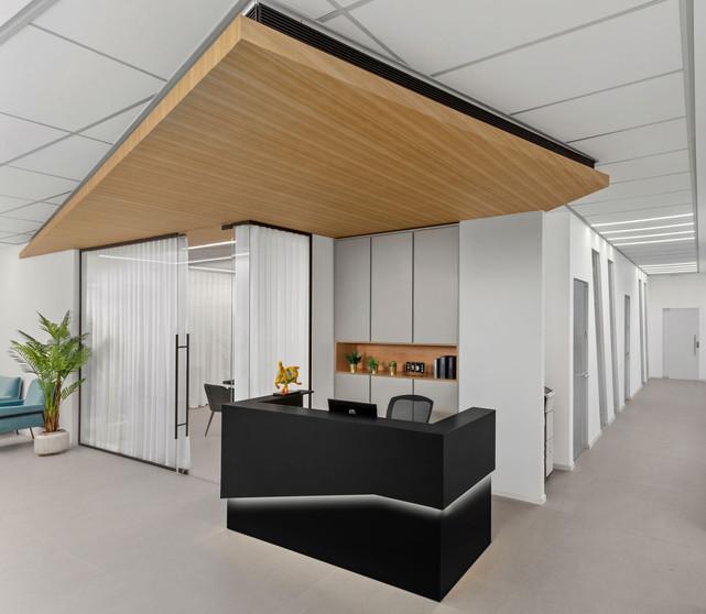 עיצוב משרדי חברת סטארטאפ