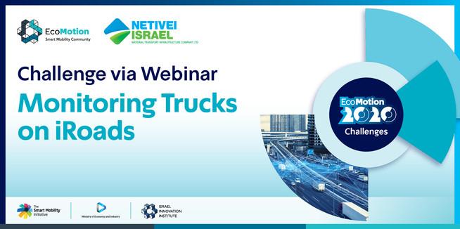 Monitoring Trucks on iRoads