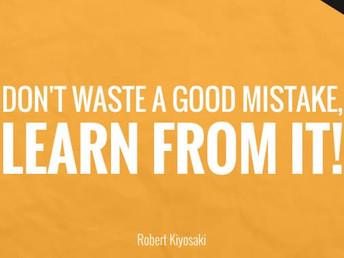 למידה מטעויות