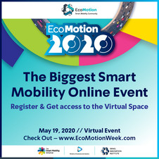 The Biggest Smart Mobility Online Event