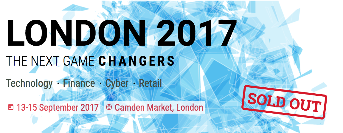 London Conference Cover Image