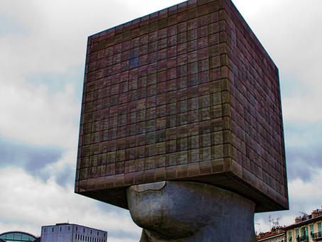 הספרייה הציבורית בעיר ניס (ניצה) בצרפת