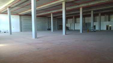 """מרלו""""ג שרון סחר משרדיה - לפני הקמת מערכת מידוף"""