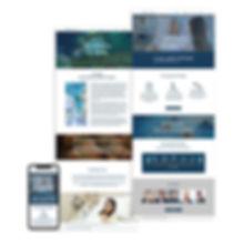אתר תדמית לסטארטאפ רפואי