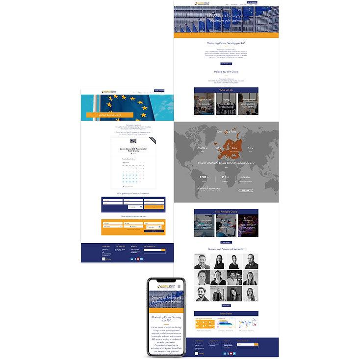 אתר בוויקס לחברת מימון