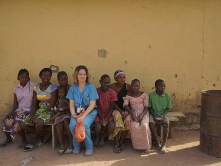 ניגריה - נקודת מבט של רופאת עיניים