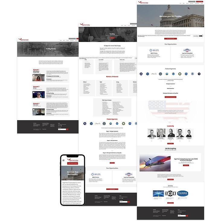 בניית אתר וויקס לחברת ייעוץ השקעות