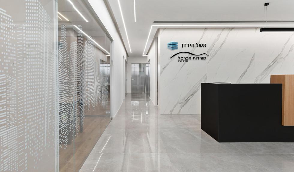 עיצוב משרד