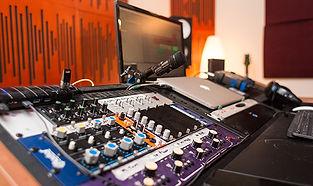 בניית אתר וויקס מוזיקה הפקות